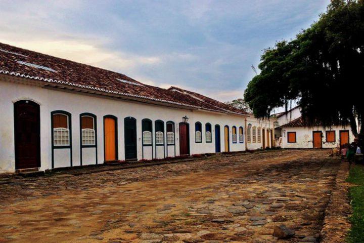História de Paraty: Centro Histórico da cidade
