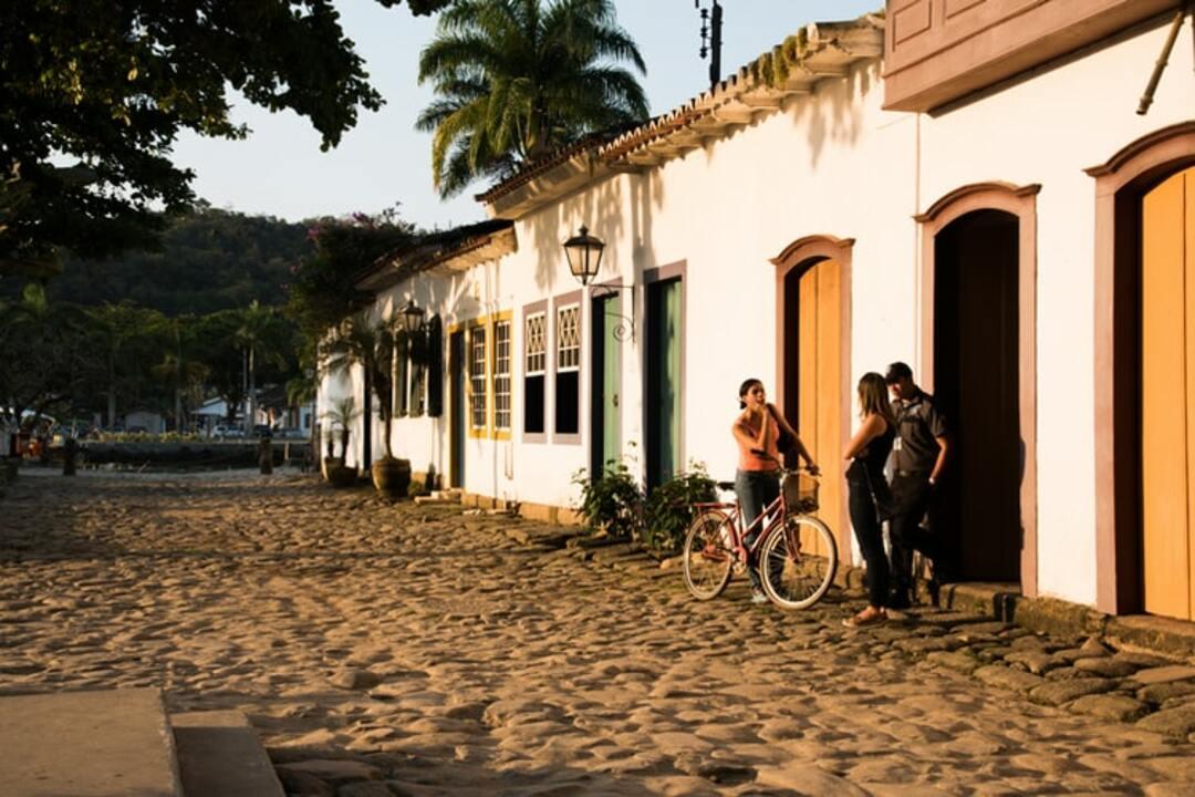 Imagem de Paraty, Estado do Rio de Janeiro, Brasil