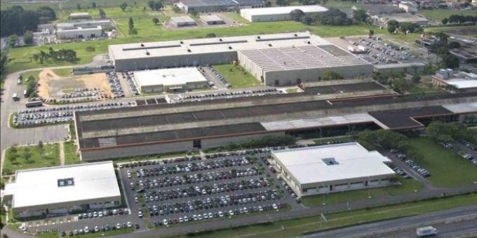 Interior de São Paulo: imagem aérea do centro de serviços globais da IBM, em Hortolândia