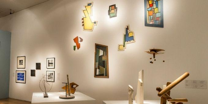 Buenos Aires: imagens de peças de arte expostas no Museu de Arte Latino Americana