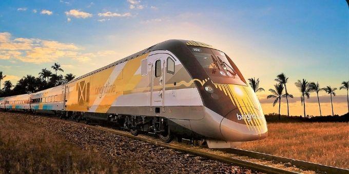 Miami: imagem mostra trem aerodinâmico